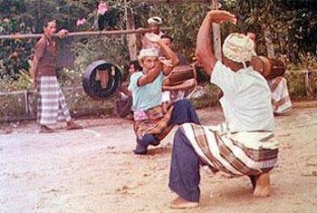 ละ ศิลปะการต่อสู้ป้องกันตัวของไทยมุสลิม