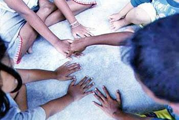 จุ้มจี้ : การเล่นของเด็ก