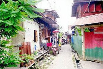 ชุมชนบ้านตลาดขวัญ