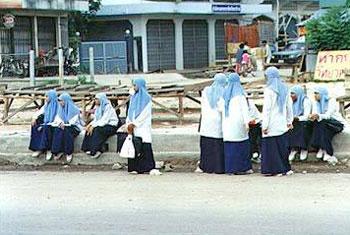 การตั้งชื่อ ของชาวไทยมุสลิม