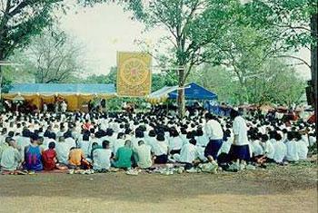 งานประเพณีเทศกาลมาฆปูรณมีศรีปราจีน