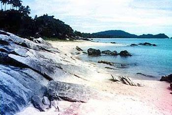 หาดในเพลา ขนอม