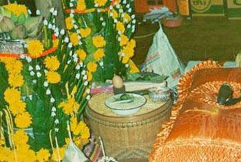 แซนการ์ (การแต่งงานชาวเขมรสุรินทร์)